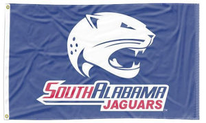 South Alabama - Jaguars Blue 3x5 Flag