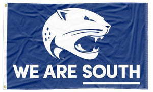 South Alabama - We Are South Blue 3x5 Flag