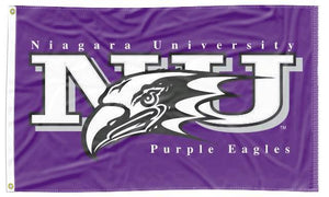 Niagara University - NU Purple Eagles 3x5 Flag