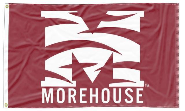 Morehouse College - Maroon Tigers 3x5 Flag