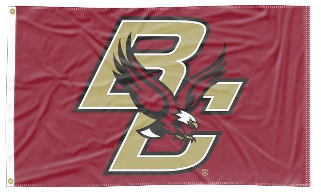 Boston College - BC Eagles Maroon 3x5 Flag