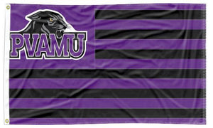 Texas A&M-Prairie View - Panthers National 3x5 Flag
