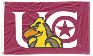 Charleston - Golden Eagles Maroon 3x5 Flag