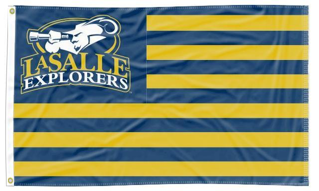 LaSalle - Explorers National 3x5 Flag