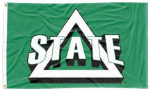 Load image into Gallery viewer, Delta State - Statesmen Green 3x5 Flag