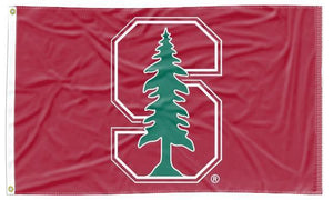 Stanford - Cardinals Red 3x5 Flag