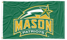 Load image into Gallery viewer, George Mason - Patriots Green 3x5 Flag