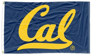 UC Berkeley (CAL) - Golden Bear Blue 3x5 Flag