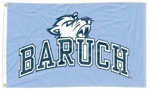Baruch College - Bearcats Blue 3x5 Flag