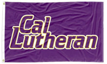 Load image into Gallery viewer, Cal Lutheran - Kingsmen Purple 3x5 Flag