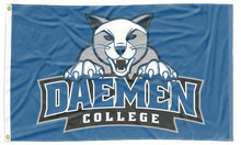 Load image into Gallery viewer, Daemen College - Wildcats Blue 3x5 Flag