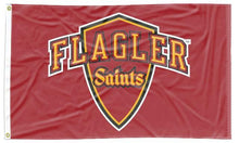 Load image into Gallery viewer, Flagler - Saints Red 3x5 Flag