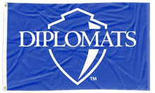 Load image into Gallery viewer, Franklin & Marshall College - Diplomats Blue 3x5 Flag