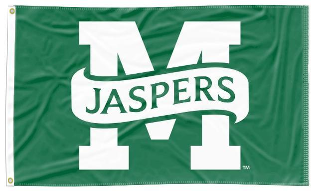 Manhattan College - Jaspers Green 3x5 Flag