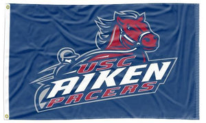 South Carolina Aiken - Pacers Blue 3x5 Flag
