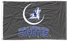 Load image into Gallery viewer, College of Southern Nevada - Coyotes Black 3x5 Flag