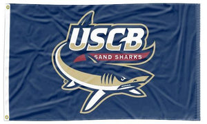 South Carolina Beaufort - Sand Sharks Blue 3x5 Flag