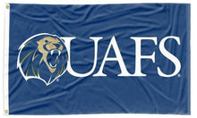 Load image into Gallery viewer, Arkansas-Fort Smith - UAFS Lions Blue 3x5 Flag