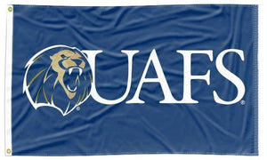 Arkansas-Fort Smith - UAFS Lions Blue 3x5 Flag