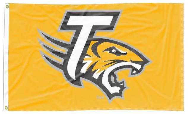 Towson - Tigers Gold 3x5 Flag