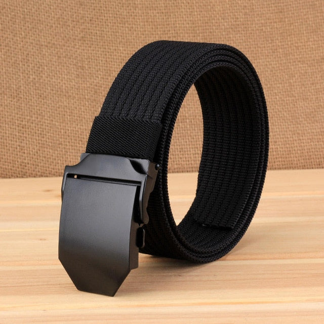 "The ""Essential"" Buckle Belt"
