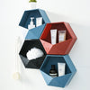 HexaShelf - The Hexagonal Wall Shelf Organizer