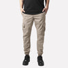 Men's Solid Cargo Pants