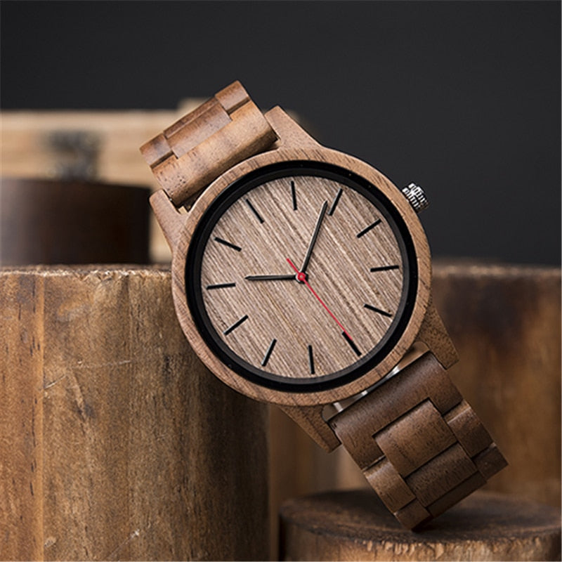 LUMBERJACK - The All Natural Wooden Watch