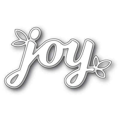 Poppystamps - Dies - Holiday Joy
