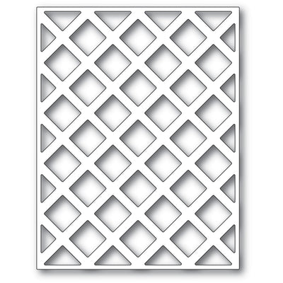 Poppystamps - Dies - Lattice Plate