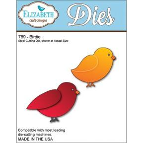 Elizabeth Craft Designs - Dies - Birdie