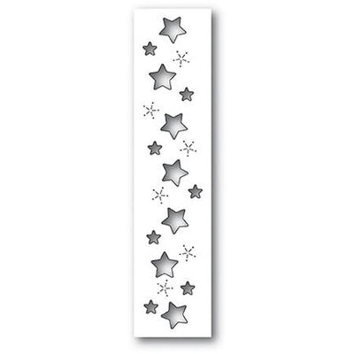 Memory Box - Dies - Starry Sky Border