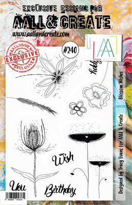 AALL & Create - A5 - Stamp - #240