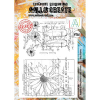 AALL & Create - Stamps - Daisy Elegance #266