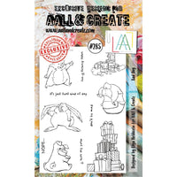 AALL & Create - Stamps - Bad Day #285