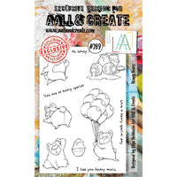 AALL & Create - Stamps - Honey Bears #289