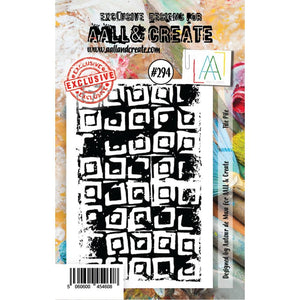 AALL & Create - Stamps - Tile Pile #294