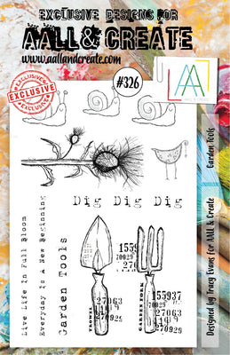AALL & Create - A5 - Stamp - #326
