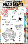 AALL & Create - A5 - Stamp - #327