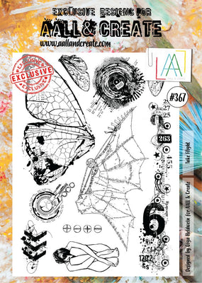AALL & Create - A4 - Stamp - #367