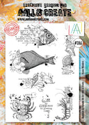 AALL & Create - A4 - Stamp - #386