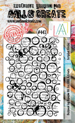 AALL & Create - A6 - Stamp - #443