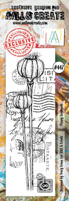 AALL & Create - Border - Stamp - #447