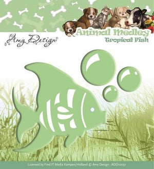 Amy Design - Dies - Tropical Fish
