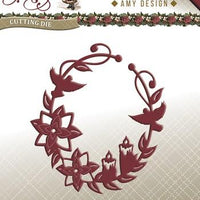 Amy Design - Christmas Greetings Ornament