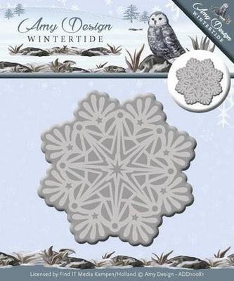 Amy Design - Dies - Wintertide - Ice Crystal
