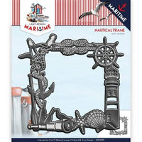 Amy Design - Dies - Maritime - Nautical Frame