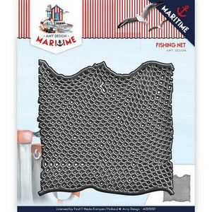 Amy Design - Dies - Maritime - Fishing Net