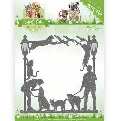 Amy Design - Dies - Sweet Pet - Frame
