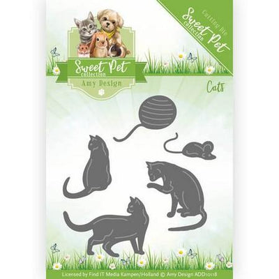 Amy Design - Dies - Sweet Pet - Cats